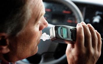 Ένα σύστημα που ανιχνεύει το αλκοόλ στον οδηγό