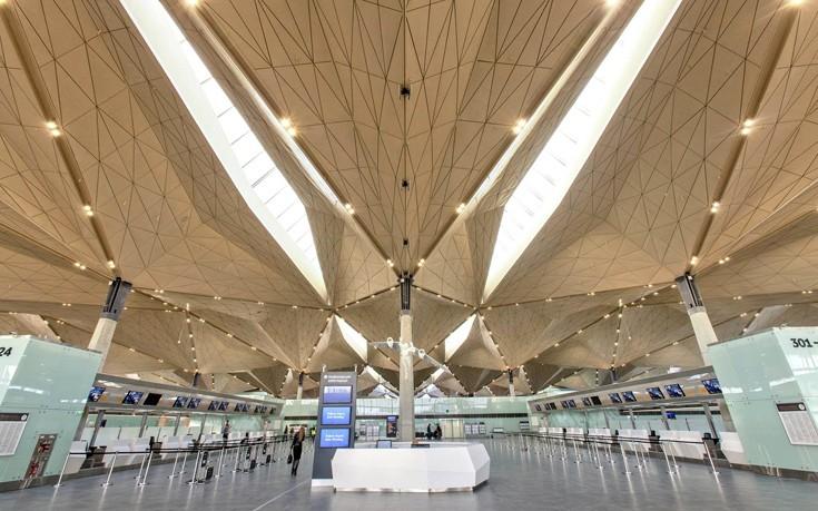 Το καλύτερο αεροδρόμιο της Ευρώπης για το 2015 φέρει ελληνική υπογραφή