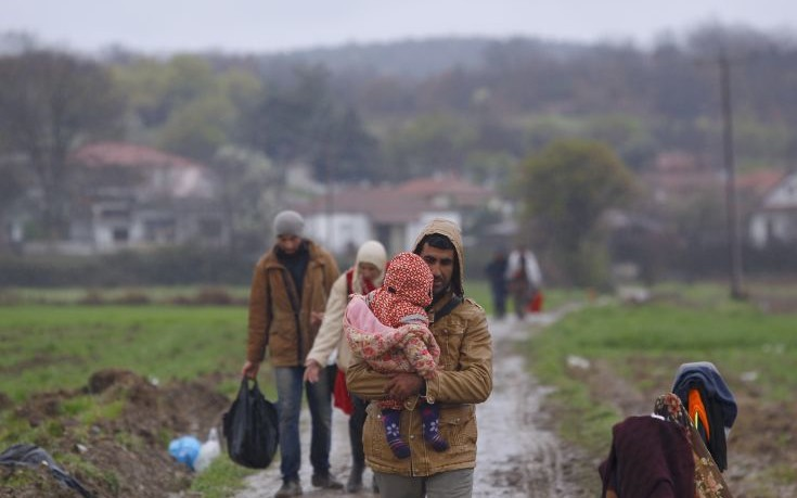 Ένας διακινητής εξομολογείται: Τα σύνορα είναι κλειστά, αλλά όχι για εμάς