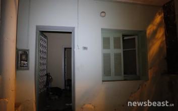 Τρεις άνδρες βρέθηκαν νεκροί σε εγκαταλειμμένο σπίτι στους Αγίους Αναργύρους