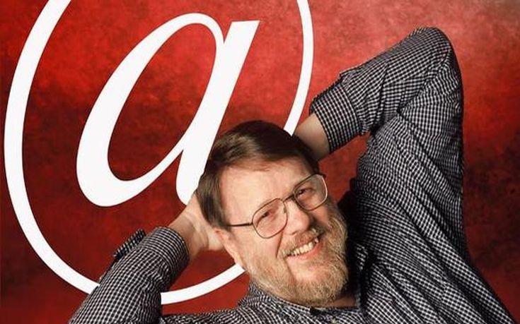 Πέθανε ο δημιουργός του email Ρέι Τόμλινσον