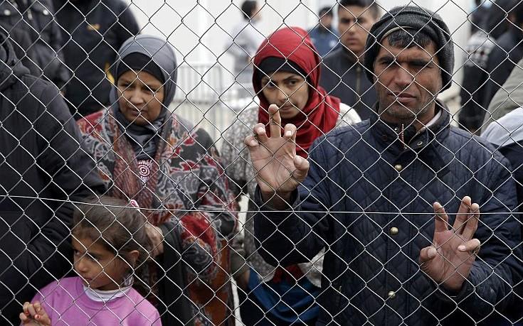 «Απάνθρωπο» το κλείσιμο των ευρωπαϊκών συνόρων στους πρόσφυγες λέει ο ΟΗΕ