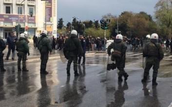 Κουκουλοφόροι επιτέθηκαν σε δύο νεαρούς στη Θεσσαλονίκη