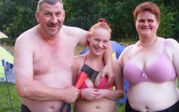 Οικογενειακές φωτογραφίες από τη Ρωσία
