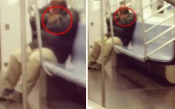 Να τι μπορεί να σου συμβεί στο μετρό της Νέας Υόρκης