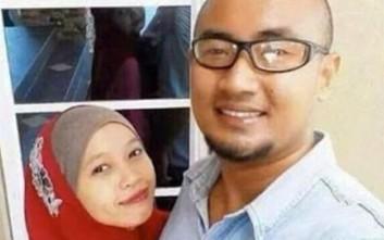 Η selfie του ζευγαριού που δίχασε