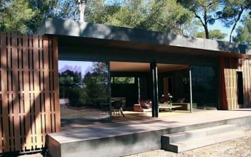 Το «συναρμολογούμενο» σπίτι που φτιάχνεται σαν παζλ