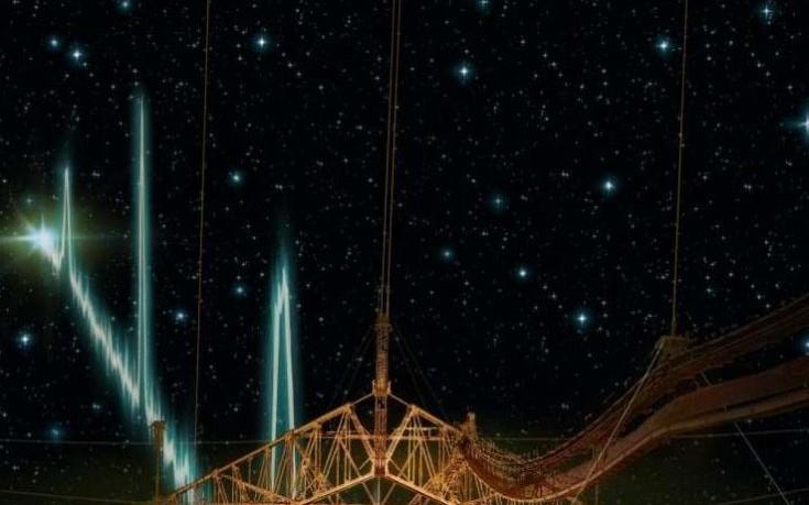 Εντόπισαν μυστηριώδεις επαναλαμβανόμενες «εκρήξεις» ραδιοκυμάτων