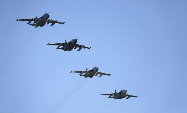 Η Αυστραλία ξαναρχίζει τους βομβαρδισμούς στη Συρία