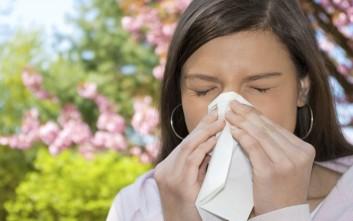 Οι αλλεργίες εμφανίζονται συχνά και το φθινόπωρο