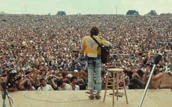 Τι θα γίνει με το τριήμερο φεστιβάλ Woodstock για τα 50 χρόνια του