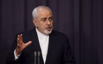 Οι ΗΠΑ δεν επιβάλλουν κυρώσεις στον ΥΠΕΞ του Ιράν… προς το παρόν