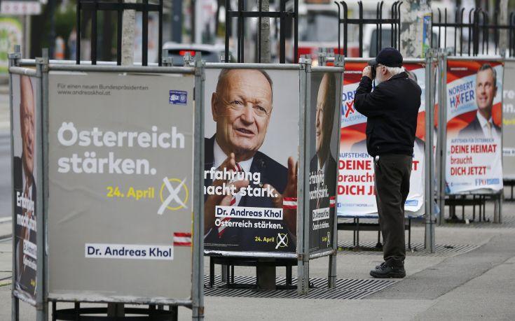 Στις κάλπες αύριο 6,5 εκατομμύρια Αυστριακοί