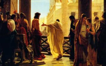 Η νομική διάσταση της δίκης του Ιησού