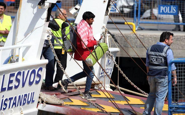 Στις χώρες τους επέστρεψαν 1.412 αλλοδαποί τον Δεκέμβριο