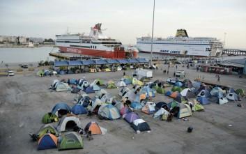 Χίλιοι πρόσφυγες από ευάλωτες ομάδες θα σαλπάρουν από τα νησιά για άγνωστο προορισμό