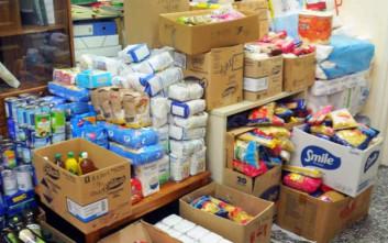Ολοκληρώθηκε ο πρώτος κύκλος διανομής τροφίμων των Περιφερειακών Ενοτήτων Πειραιά και Νήσων