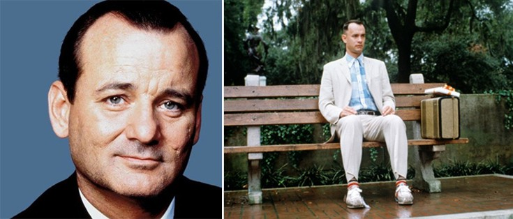 1-BillMurray-ForestGump