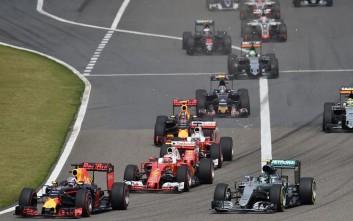 Θρίαμβος του Νίκο Ρόσμπεργκ στο Grand Prix στη Σανγκάη