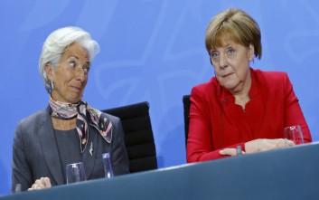 Suddeutsche Zeitung: Η Άνγκελα Μέρκελ και η παραμονή του ΔΝΤ