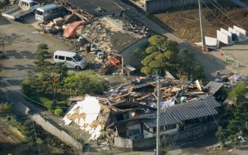 Νέος ισχυρός σεισμός στην Ιαπωνία