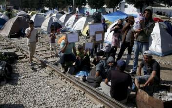 Σε κρίσιμη κατάσταση ο 40χρονος πρόσφυγας που τραυματίστηκε στην Ειδομένη