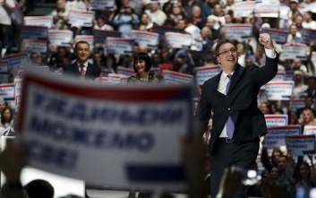 Στις κάλπες σήμερα οι Σέρβοι για τις πρόωρες εκλογές