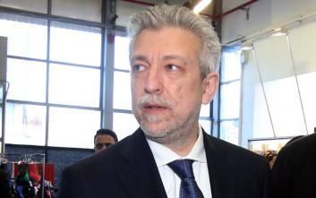 Κοντονής: Νομιμοποιούμε τη διοίκηση της ΕΠΟ που όρισε η FIFA