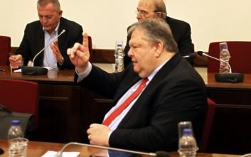 Βενιζέλος: Το χρέος και οι αποφάσεις του eurogroup