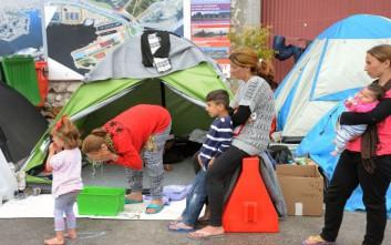 «Παντελής έλλειψη καθαριότητας στο κέντρο φιλοξενίας προσφύγων Νέας Καβάλας»