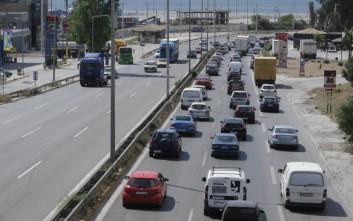 Κλείνει αύριο το πρωί η νέα εθνική οδός Αθηνών-Πατρών