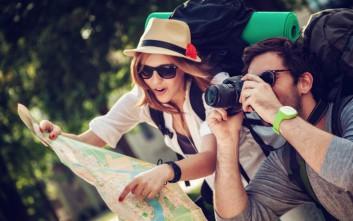 Αύξηση κατά 10,3% στα έσοδα από τον τουρισμό