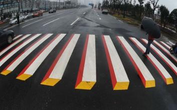 Μια ιδιαίτερη πρόταση για να σταματούν οι βιαστικοί οδηγοί στην Ινδία