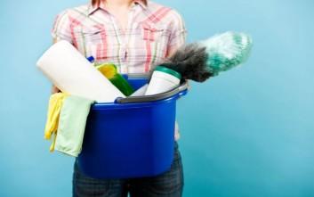 Οχτώ λάθη που κάνετε στην καθαριότητα του σπιτιού