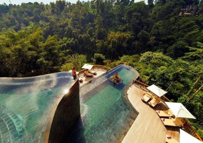Bali Hanging Garden Resort 1