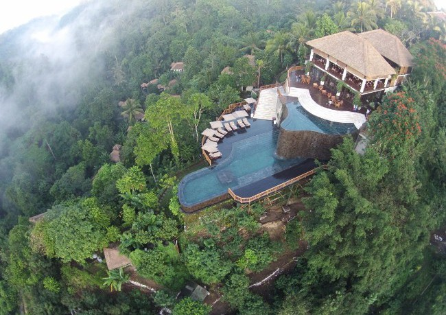 Bali Hanging Garden Resort 2