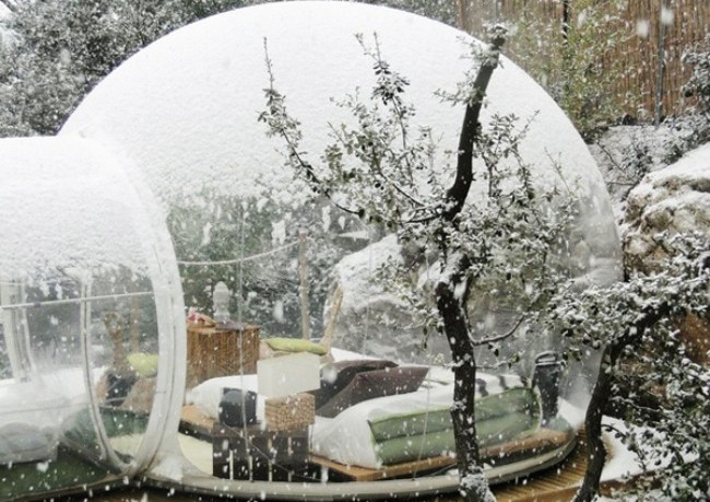Bubble-Hotel-France 2