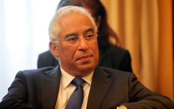 Ο πρωθυπουργός της Πορτογαλίας δεν ξέχασε τις δηλώσεις Ντάισελμπλουμ για το Νότο