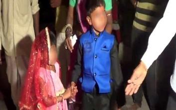 Παιδικοί γάμοι στην Ινδία με νύφες κάτω των 10 ετών!
