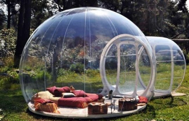 French Bubble Hotel 1