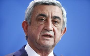 Να αναγνωριστεί η αυτοδιάθεση του Ναγκόρνο-Καραμπάχ ζητά η Αρμενία