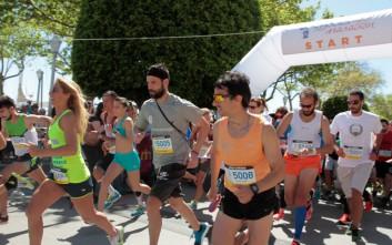 Μεγάλη επιτυχία για το Roads to Rhodes Marathon 2016