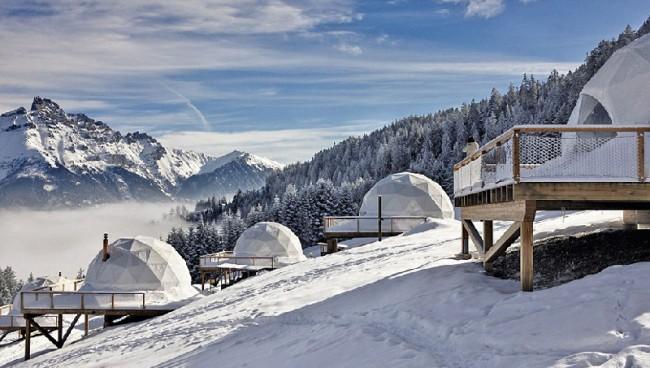 Swiss Pod Hotel 1