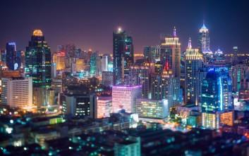 Η γοητευτική πλευρά της Μπανγκόκ από ψηλά