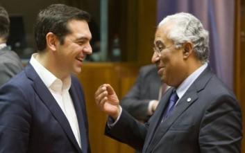 Συμμαχία Ελλάδας - Πορτογαλίας κατά της λιτότητας