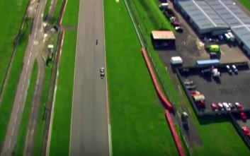 Formula 1 εναντίον Superbike
