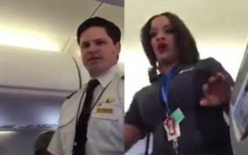 Κατέβασαν 5μελή οικογένεια μουσουλμάνων από αεροπλάνο «λόγω μιας ζώνης»