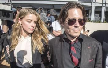 Επτά εκατομμύρια δολάρια θα κοστίσει το διαζύγιο του Τζόνι Ντεπ και της Άμπερ Χερντ