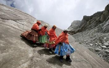 Οι γυναίκες των Άνδεων που άφησαν το μαγείρεμα και πιάνουν τις κορυφές