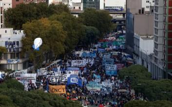 «Καυτή» υποδοχή στους G20 στο Μπουένος Άιρες